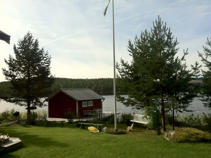 Tallåsen, Ljusdal