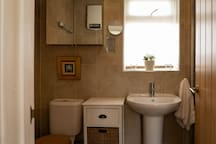Bathroom (with shower)