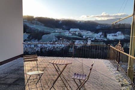 Studio - Terrasse d'exception - Fribourg