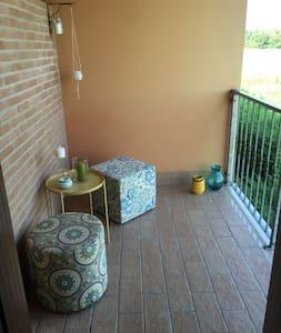 A casa di Chiara, relax nella pace della natura - Sant'Antonio - Huoneisto