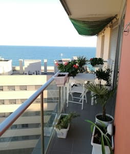 Sunny apartment in the beach! TH