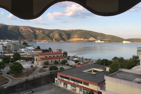 The Best View in Igoumenitsa, Top Floor Apartment - Igoumenitsa - อพาร์ทเมนท์