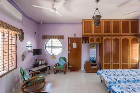 Studio Flat on Terrace with Jacuzzi - Bengaluru - Apartemen