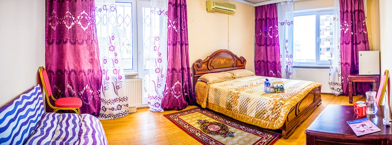 Golden Location Deluxe Double room with extra bed