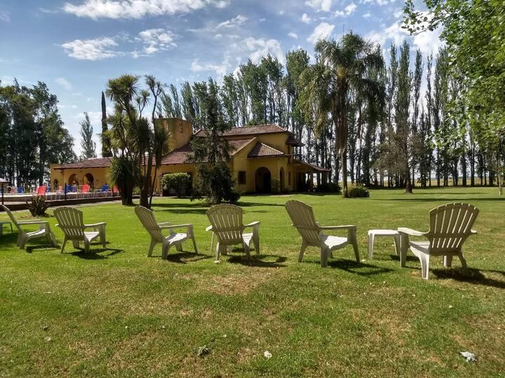 ALCUDIA - Alojamiento de Campo