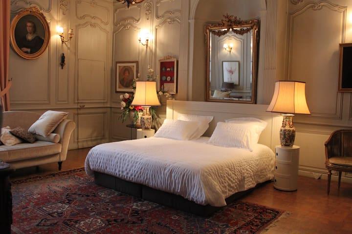 2 chambres luxe et raffinées