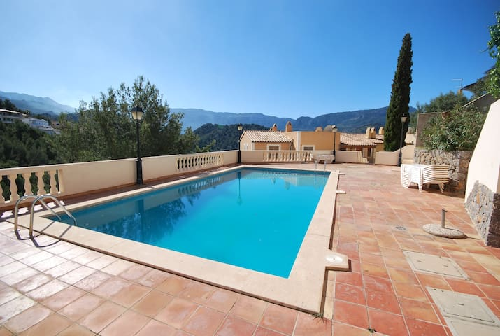 Apartment with pool , Can Moir , Port de Sóller