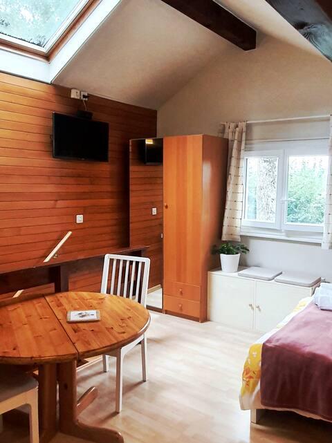 Unabhängiges Studio in einer Villa