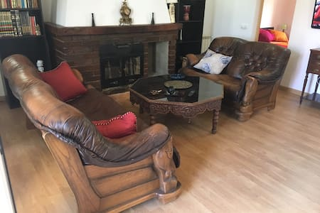 STYLE AND CHARM IN THE MOUNTAINS, WIFI, 3 ROOM,BBQ - House