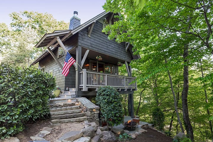 Dogwood Treehouse - 2 Bedroom, 2 Bathroom