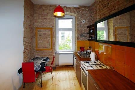Charming studio in Schöneberg - Berlijn - Appartement
