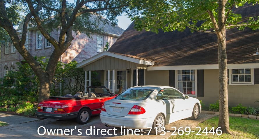 4-BR Houston Guest House WEST UNIVERSITY GALLERIA