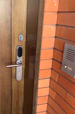 Easy code door entry system