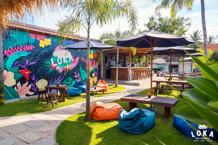 Loka Surf and Fitness Lodge