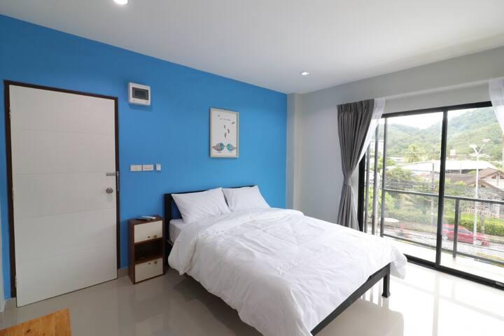 Standard Room at Na Phupha Apartment