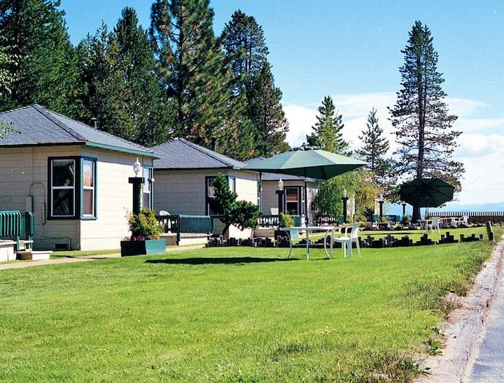 Cozy Lakeside Resort on Lake Tahoe - Two Bedroom Condo (#1)
