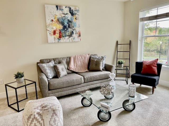 LUXI| Stylish 2BR Close To Old Town & DC - DCA