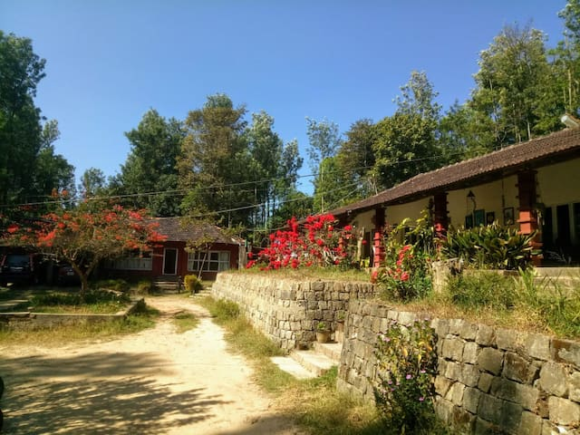 Naturecraft Homestay.A Home away from Home!