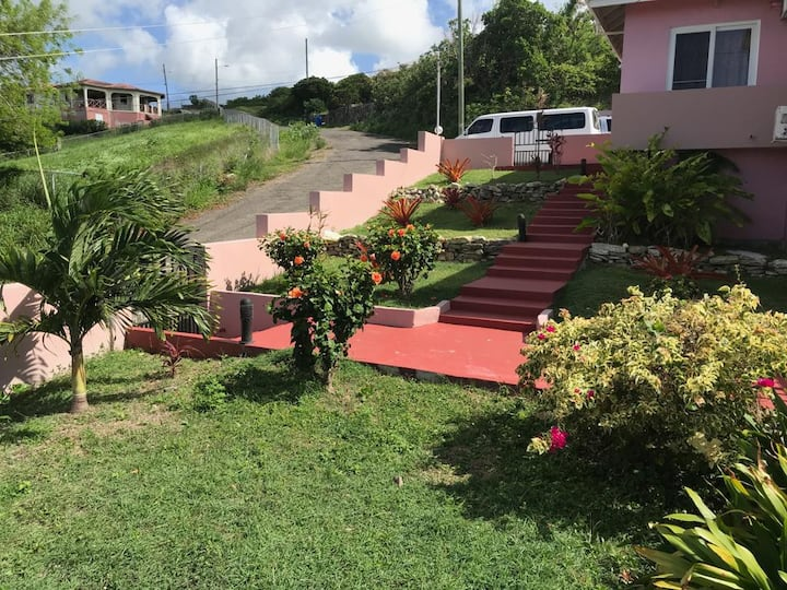 """Tuitt's Place -Antigua  """"A Tremendous Home"""""""