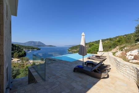 Villa Alkistis - Spartochori - Villa