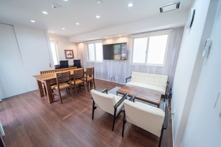 Port House Shibuya (Double room1)
