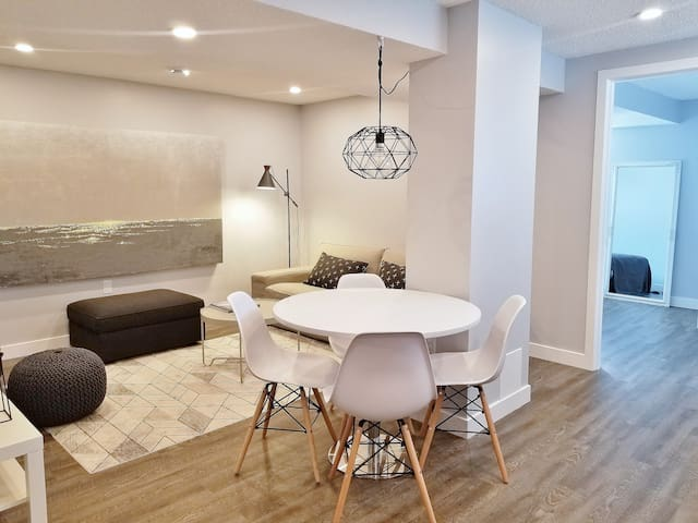 Brand new modern apartment by Chinook mall