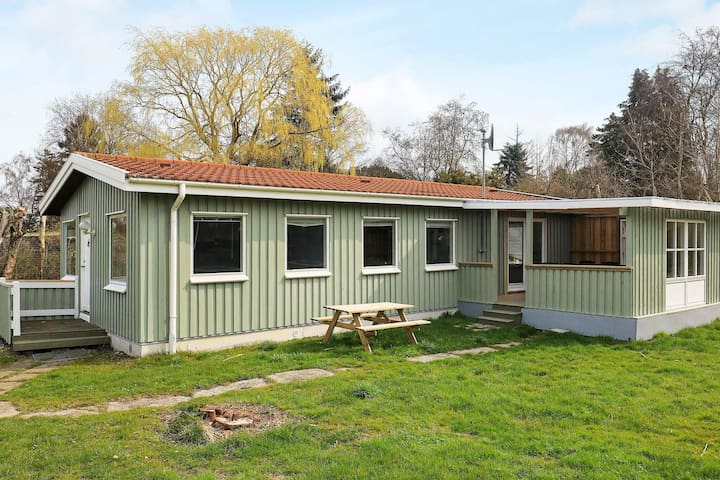 8 person holiday home in Stege