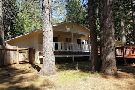 Mountain House - Pollock Pines - Talo