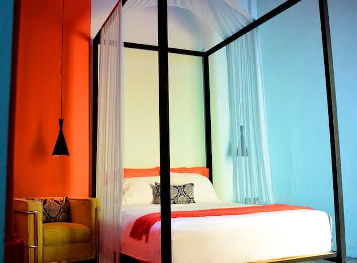 "Hotel Boutique Menta&Cacao  ""Hab. Don Porfirio"""