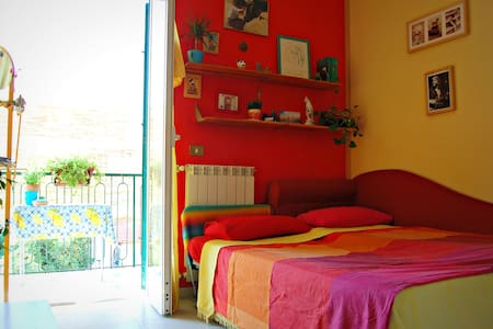 Casa Miele - Cosy double bedroom - - Grumo Nevano - Daire