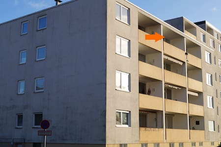 Tolles Loft-Appartement mit Penthouse-Charakter - Rodgau - อพาร์ทเมนท์