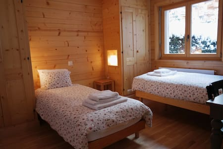 The Ride Inn (Room 1) - Bagnes - Bed & Breakfast