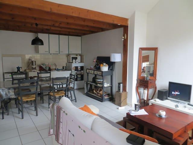 pour un séjour paisible en plein coeur historique - Quimperlé - Apartment