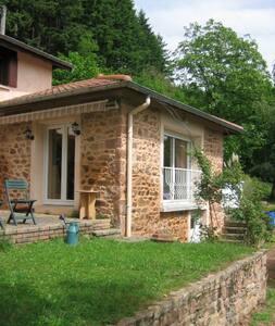 Charmante maison à la campagne - Thizy-les-Bourgs