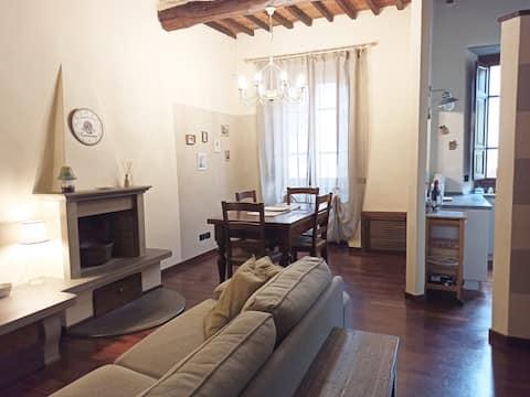Красивый и уютный дом с тосканским вкусом