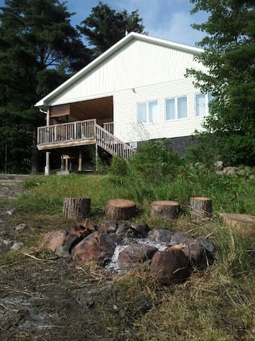 Chateau Relaxo - Home Away From Home - French River