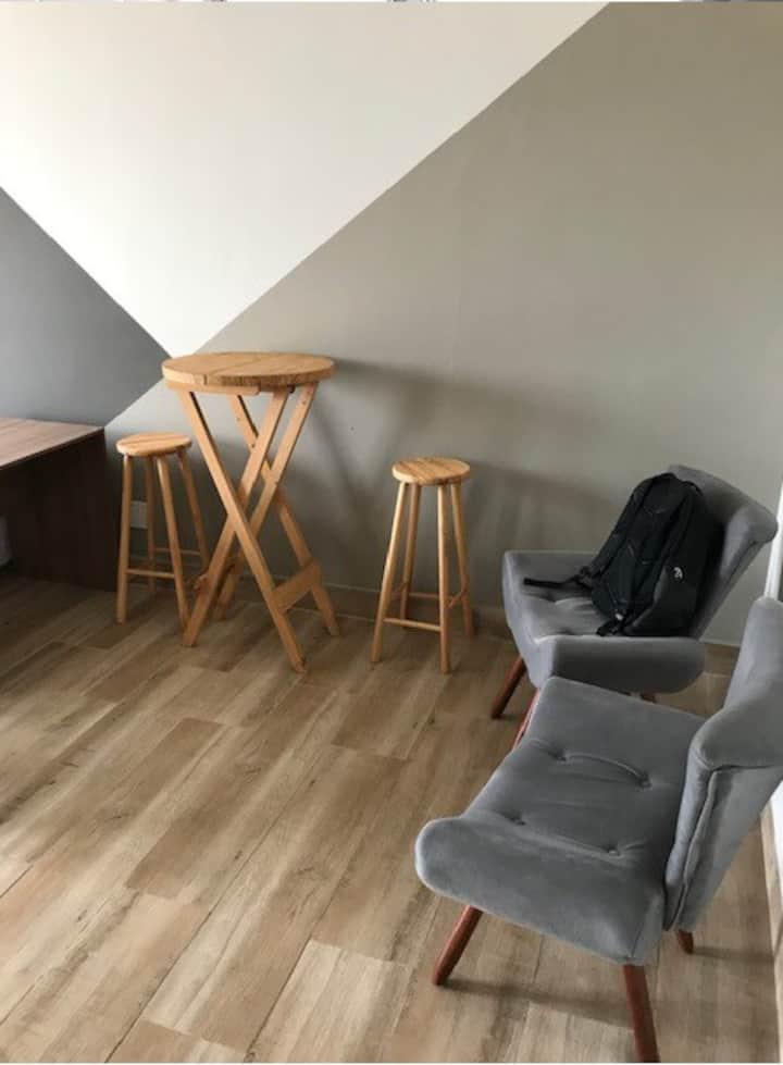 Apartamento Kitnet Impecável no centro de Campinas