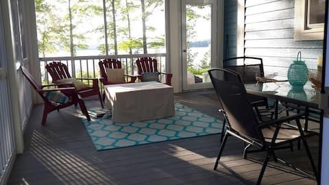 Cottage A  at Sandbanks Resort Village