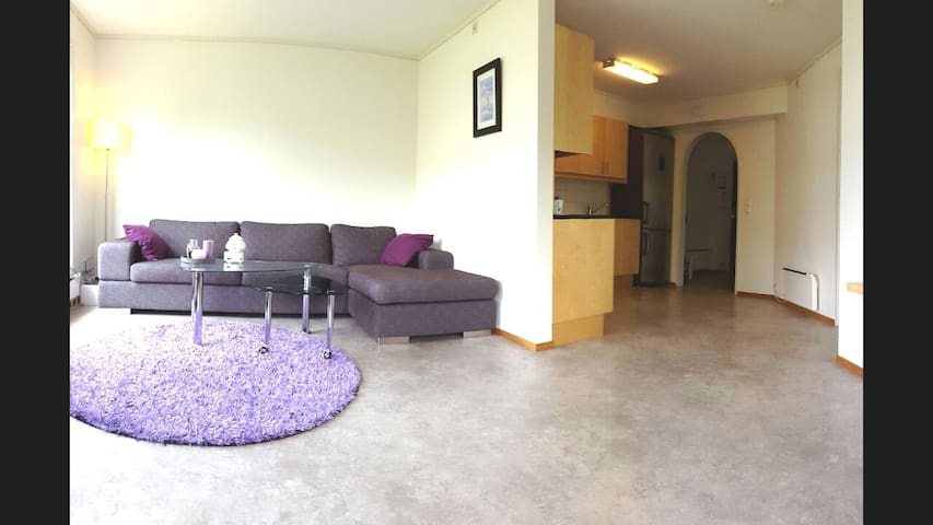 Cozy 2 rooms apt. in Forus/Lura - Sandnes - Lakás
