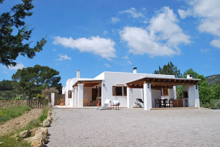 cottage in the south of ibiza