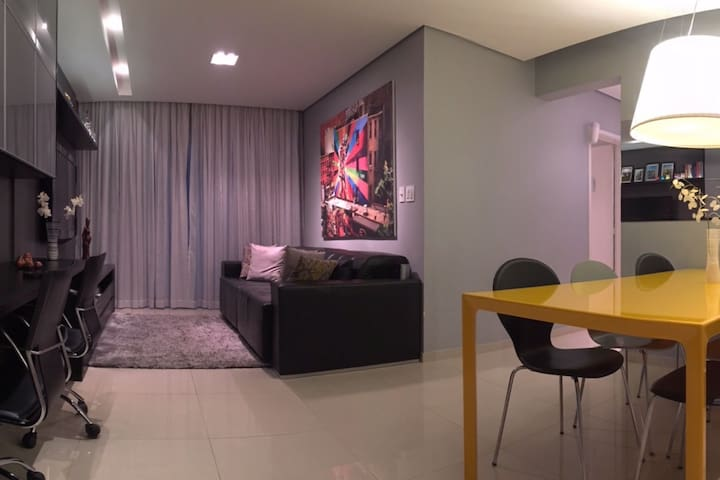 Lindo apartamento! - Uberlândia - Apartamento