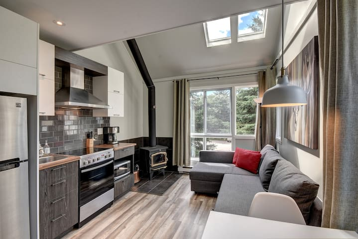 Le Chic-Shack - Condos Mont-Tremblant (Ski-in/out) - Mont-Tremblant - Appartement