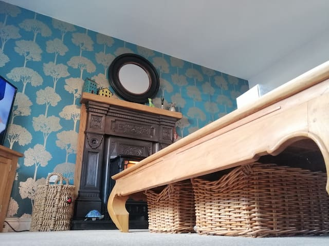 Comfy double room, Ewyas Harold, Herefordshire
