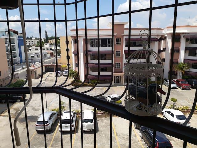 Comfortable Apartment near PUCMM University