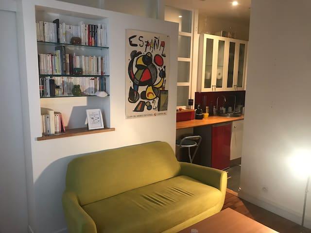 Charmant appartement 30m2 à proximité Montparnasse
