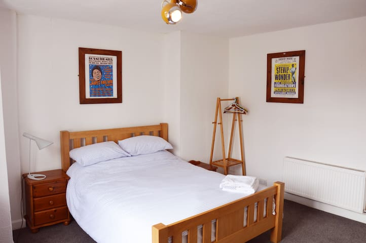 XL double bedroom in Leamington town centre - Royal Leamington Spa - Lakás