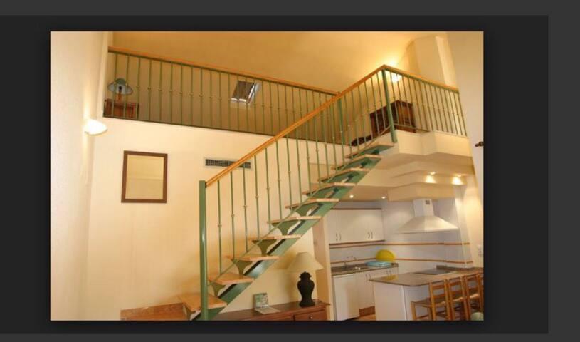Apartamento entero,terraza&piscina