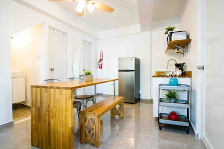 Up to 6 guests apartment #1 in Downtown Mayagüez