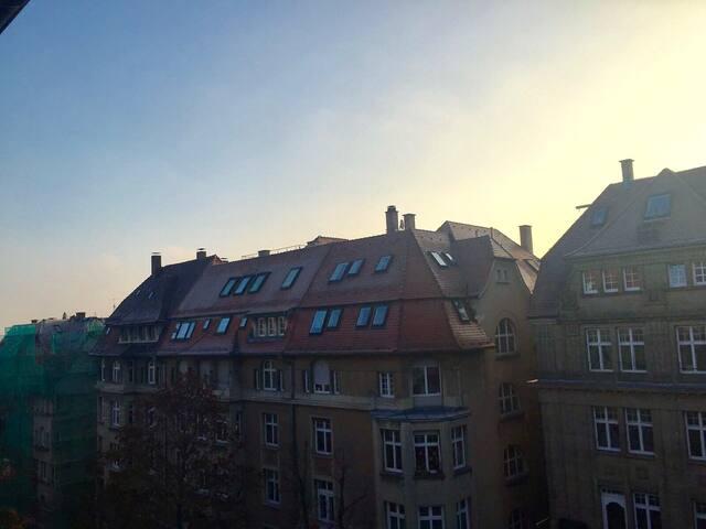 Place in the most beautiful street of Stuttgart! - Stuttgart - Daire