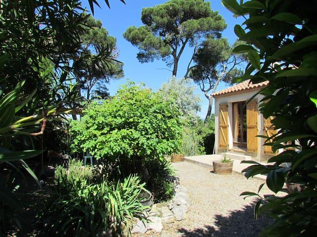 Charmante villa à Marcorignan (Aude, 15mn mer)